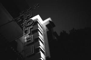 Hotel Californiaklein